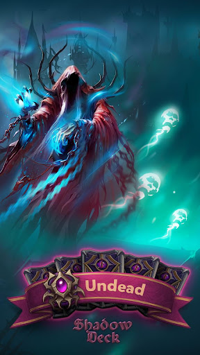 Shadow Deck: Magic Heroes Card CCG screenshots apkshin 2