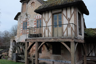 Photo: One of of the structures from Marie Antoinette's fantasy world