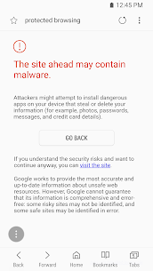 Samsung Internet Browser Beta v8.2.00.35 APK 7
