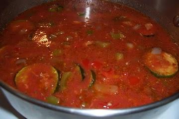 Zucchini / Spaghetti Recipe