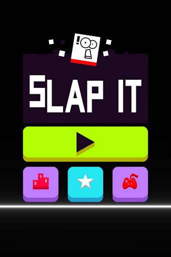 Slap It Arrow