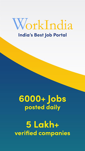 Job Search App - Free Direct HR Contact: WorkIndia 5.2.7.3 screenshots n 1