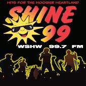Shine99  WSHW 99.7 FM