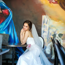 Wedding photographer Tatyana Smetanina (Smetanch). Photo of 26.11.2017