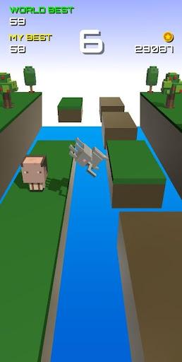 ANIMAL RUN! android2mod screenshots 1
