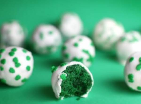 St. Patrick's Day Truffles Recipe