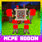 «Iron defender» mod for MCPE Craft APK for Ubuntu