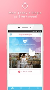 Single to Mingle - Dating App- screenshot thumbnail