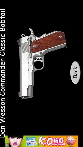Sim Pistol