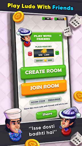 Ludo Hero Party : Online Game  screenshots 6