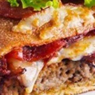 Pizza Hamburgers #BurgerWorld