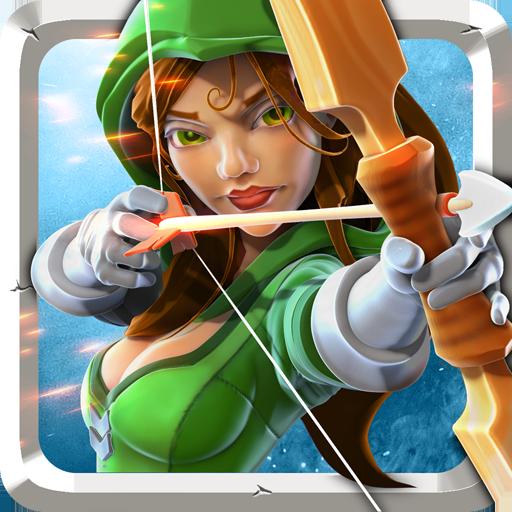 Arcane Battlegrounds (game)