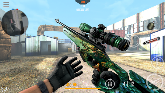 Modern Strike Online 1.36.1 Apk + Mod for Android 4