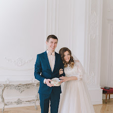 Wedding photographer Olga Shulginova (lelechkash24). Photo of 16.04.2018