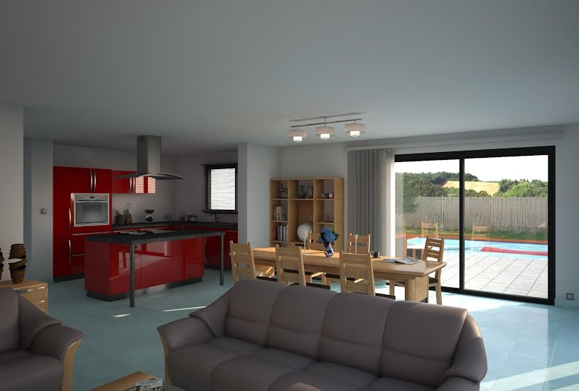 Vente Terrain + Maison - Terrain : 439m² - Maison : 140m² à Poitiers (86000)