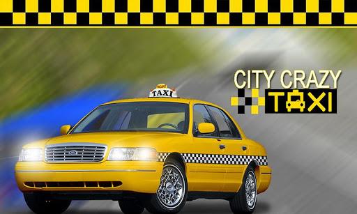 Super Crazy City Taxi