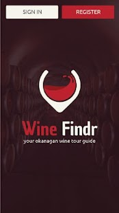 Wine Findr- screenshot thumbnail