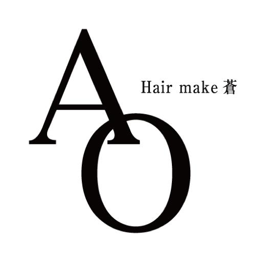 Hair make AO ~蒼~(ヘアーメイクアオ) 遊戲 App LOGO-APP開箱王