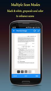 Fast Scanner : Free PDF Scan 4