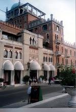 Photo: リド島 Hotel Excelsior Venice (1990年)