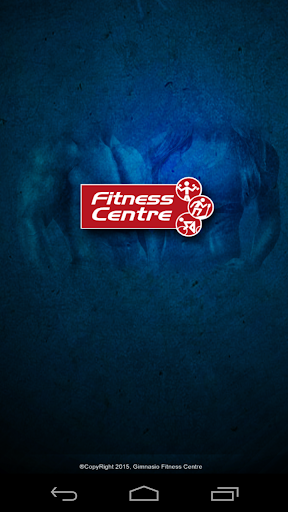 Fitness Centre Cliente