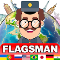 World Geography: Flagmania! Flags of the world! icon