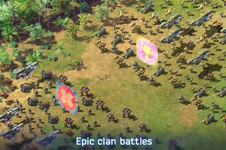 Battle for the Galaxy MOD Apk 4.1.5 (Unlimited Money) 6