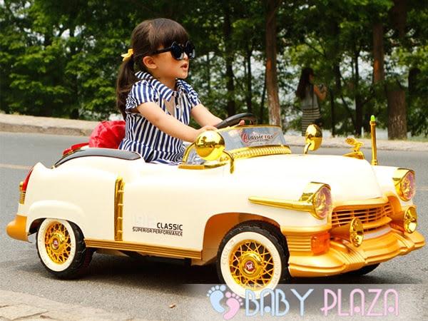Xe hơi điện cho bé KB-5018 2