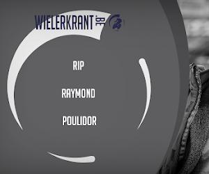 """Zo reageerde de hele wereld op het heengaan van Poulidor: """"Groot kampioen"""" en """"Symbool van Frankrijk"""""""