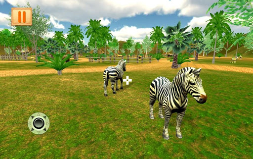 Amazon Rainforest VR Zoo Animals (Cardboard)  screenshots 2