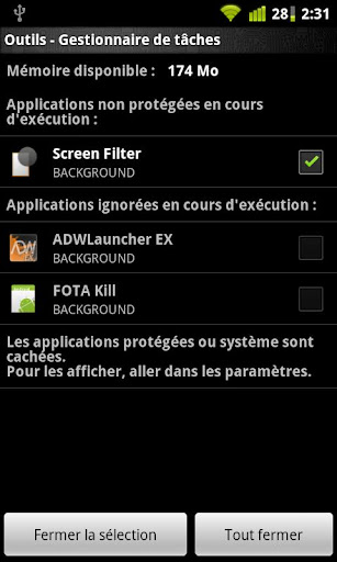 Droidtools screenshot 1