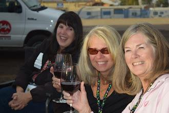 Photo: Mitchell girls - Cari, Debbie and Barbara