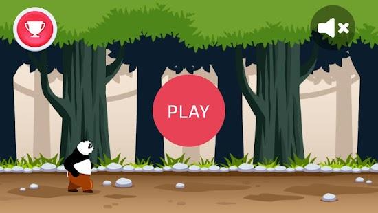 Giant Panda Run screenshot