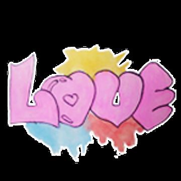Graffiti Emoji Sticker