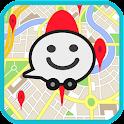 free reference waze GPS icon