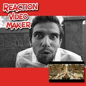 Reaction Video Maker - Shoot Reaction Videos