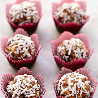 Cranberry Coconut Energy Bites Recipe