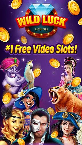 Wild Luck Free Slots screenshot 14