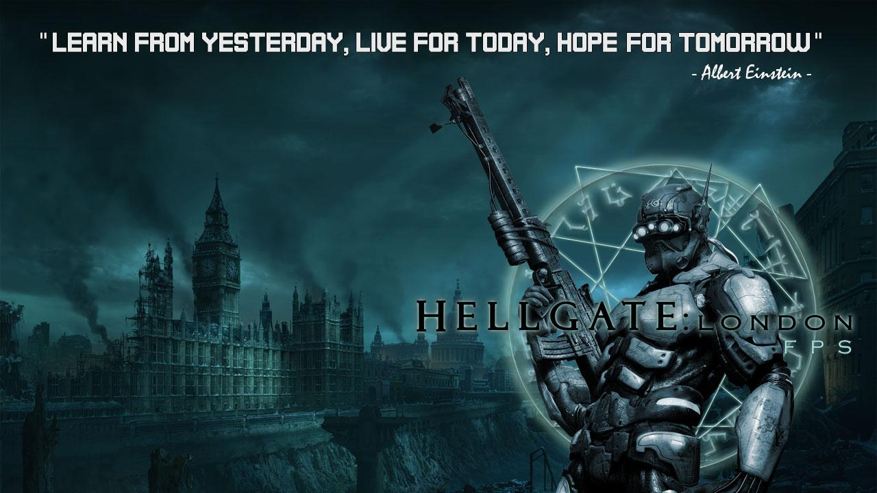Hellgate : London FPS- screenshot