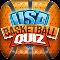USA Basketball Quiz Game icon