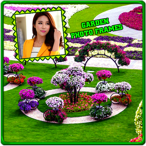 Garden Photo Frames for PC