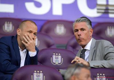 Pär Zetterberg sait qu'Anderlecht devra se reconstruire dans les années à venir