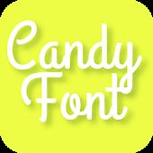 FreeFont - Candy