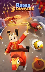 Rodeo Stampede: Sky Zoo Safari App Latest Version Download For Android and iPhone 6