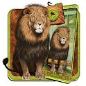 Lion Launcher Theme icon