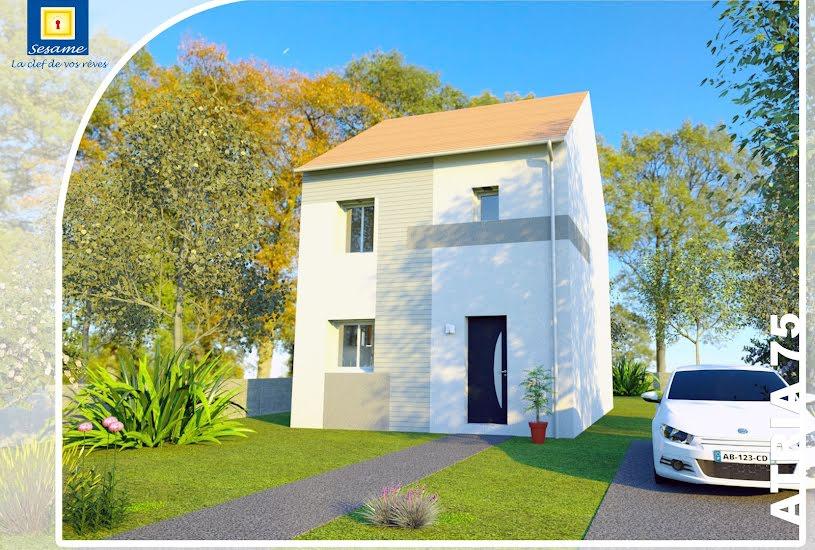 Vente Terrain + Maison - Terrain : 410m² - Maison : 90m² à Changis-sur-Marne (77660)