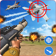 Jet Sky Fighter Modern Combat - Air Battle 2019