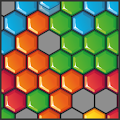 Hexagon Pals - Fun Puzzle Match Game With Colours APK