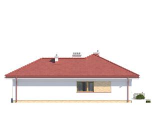 Kiwi 2 (CE) - Elewacja lewa