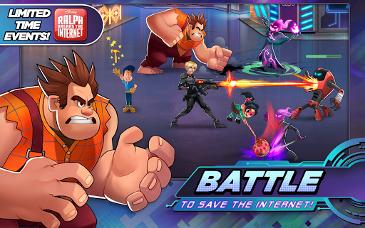 Disney Heroes: Battle Mode 1.6.1 androidappsheaven.com 1